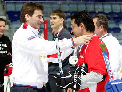 Жердев сыграл в Мытищах с командой 2006 года рождения
