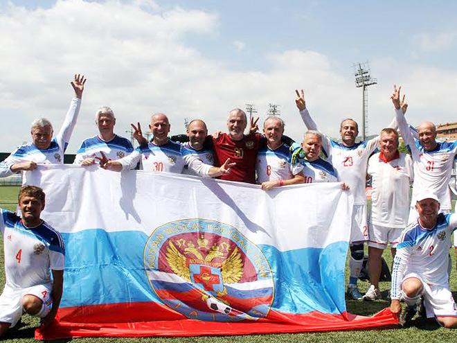 Российские врачи стали чемпионами мира по футболу. Интервью