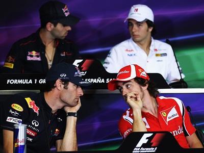 Формула-1. Состав команд-2012