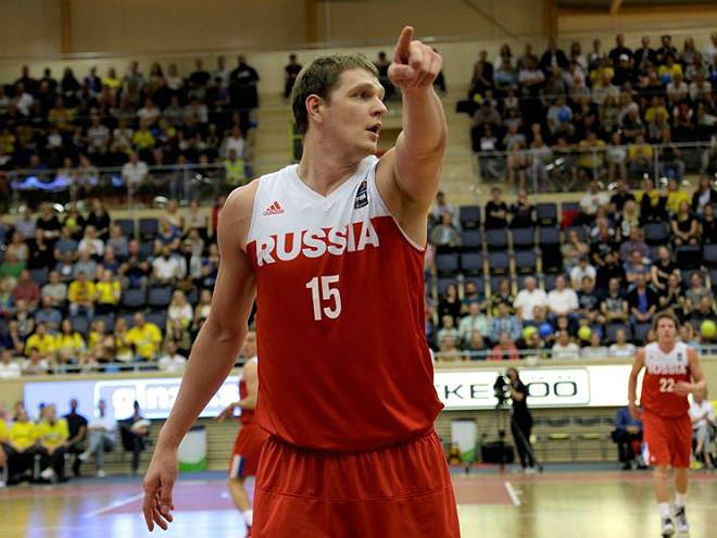 Сборная России отпраздновала вторую победу в квалификации Евробаскета-2017
