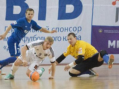 Кубок России: «Синара» выиграла, в финале «Динамо»