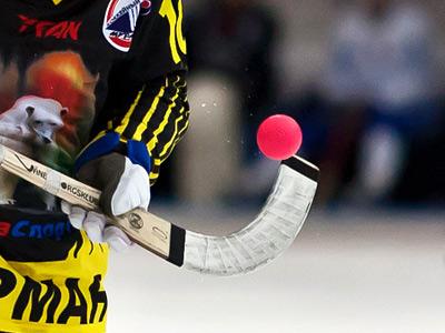 Итоги первого этапа Кубка России по хоккею с мячом