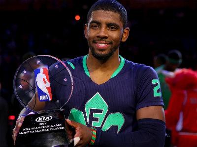 "MVP ""Матча звёзд"" НБА-2014 Кайри Ирвинг"
