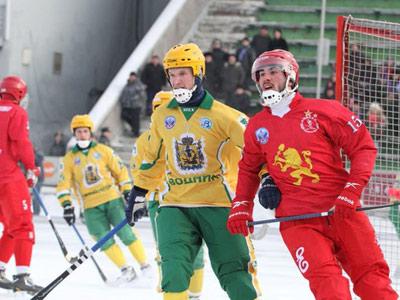 Хоккей с мячом. Итоги 29-го тура чемпионата России