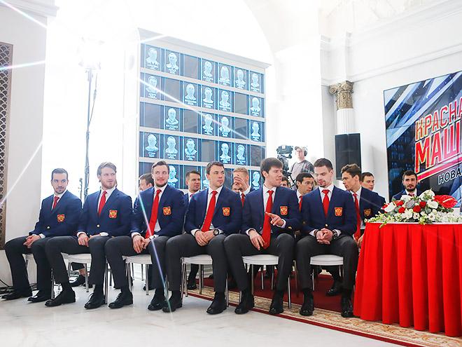 Состав сборной России на чемпионат мира - 2016