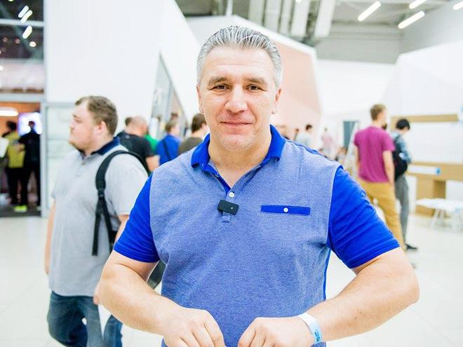 Александр Горбаченко