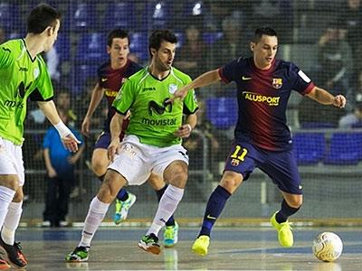 20-й тур чемпионата Испании по мини-футболу
