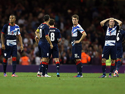 Лондон 2012. Футбол