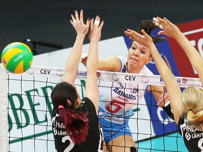 Анастасия Маркова  - о победе над ВК«Сало»