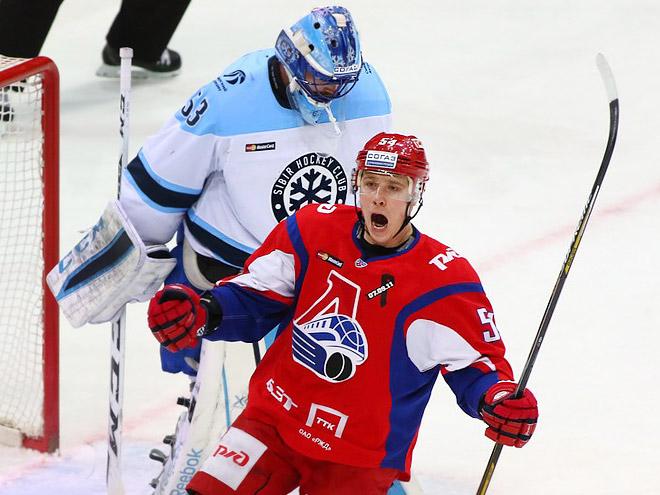 Итоги игрового дня КХЛ 27.12.2015
