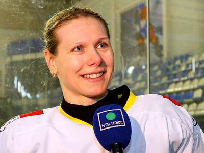 Интервью с капитаном женской сборной