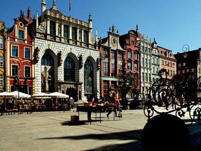 Помощь в подготовке к Евро-2012 польскому Гданьску оказал ЕС