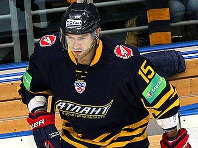 Фёдор Тютин - о своём дебюте в КХЛ