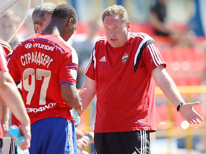 Алдонин верит, что ЦСКА выиграет чемпионат России