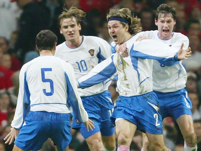 Участники матча Уэльс – Россия 2003 года – о предстоящем матче сборной
