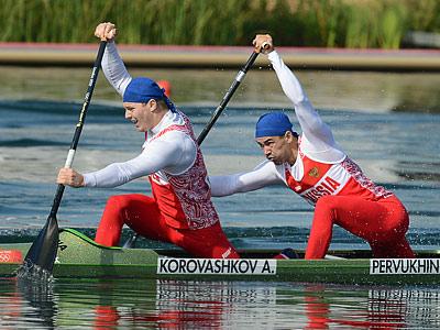 Стартует чемпионат Европы по гребле
