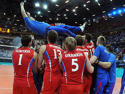 Соколов: мы сделали всё, чтобы эта победа пришла