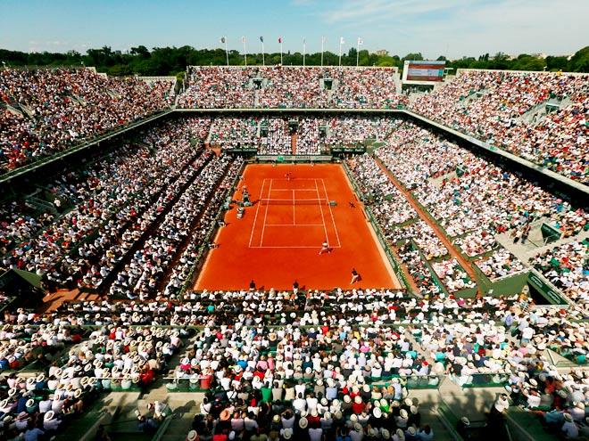 «Ролан Гаррос». Анонс теннисных турниров 22 мая – 5 июня