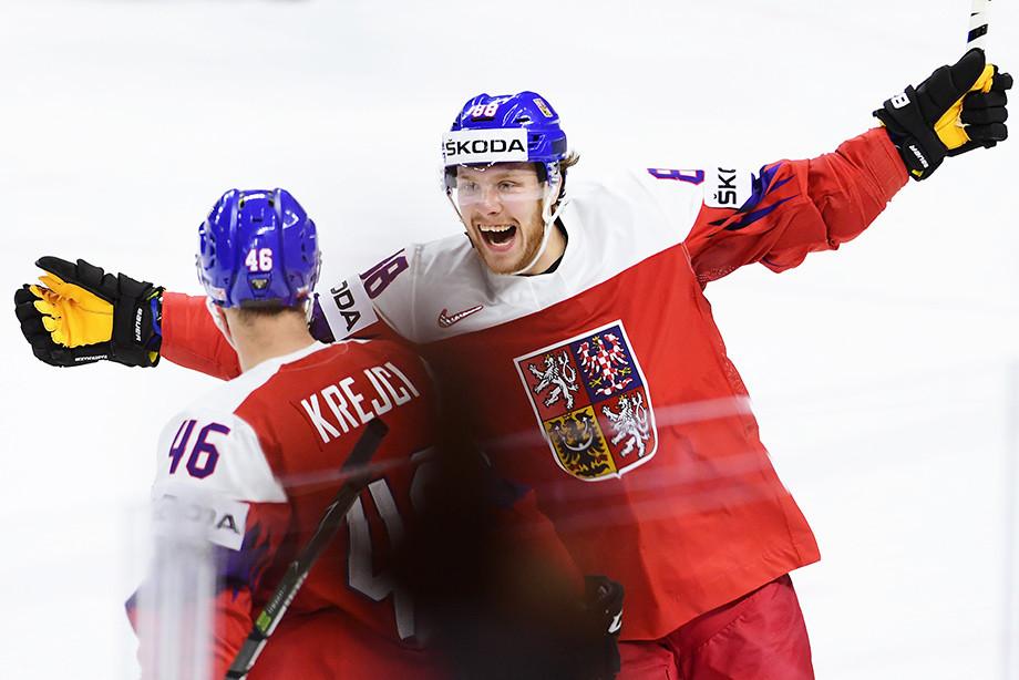 ЧМ-2018. Чехия – Россия – 4:3 ОТ