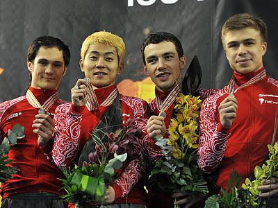 Григорьев, Ан, Кургинян и Елистратов