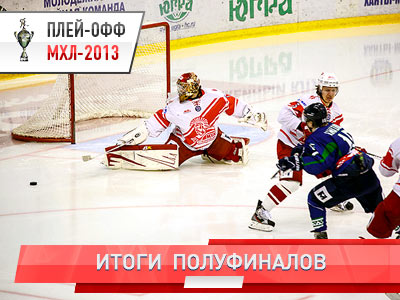 Итоги полуфиналов Кубка Харламова