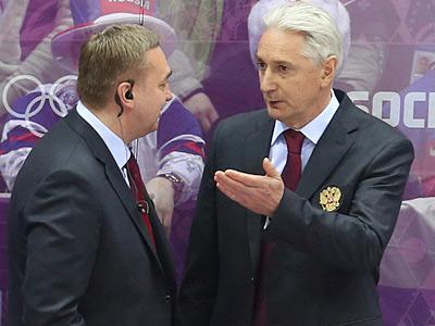 Валерий Белов и Зинэтула Билялетдинов