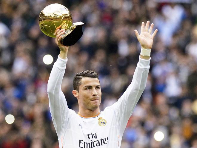 Лучшие матчи обладателя «Золотого мяча» Роналду