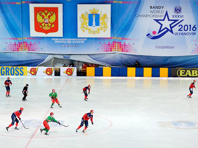 В Ульяновске стартует чемпионат мира по хоккею с мячом