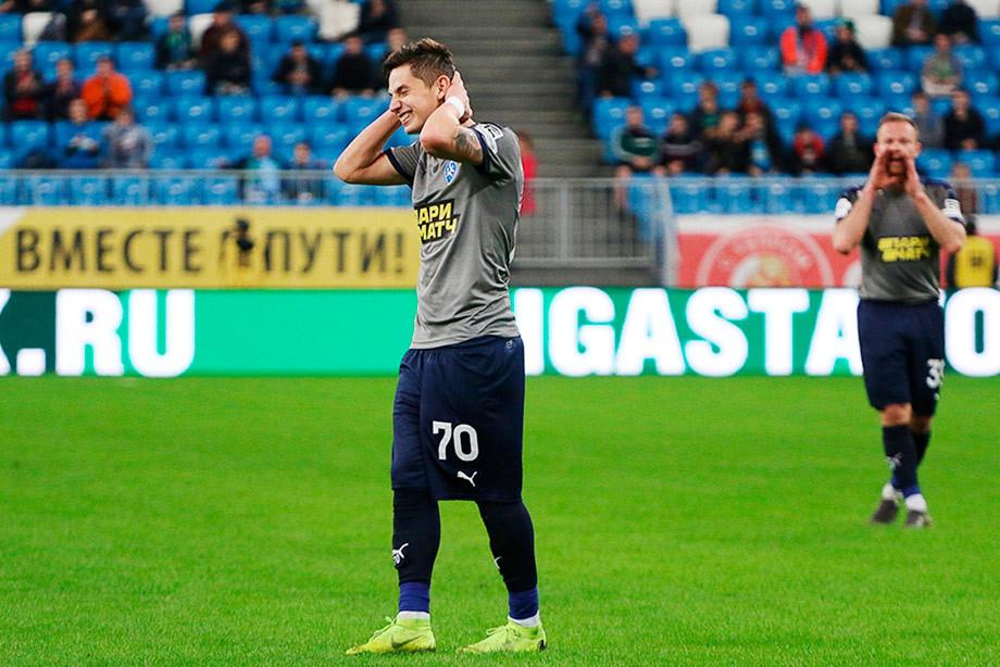 «Мой просмотр в «Спартаке» был самым быстрым в истории клуба»