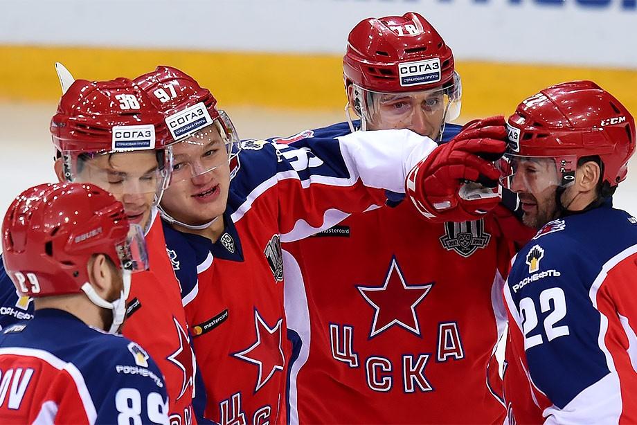 ЦСКА победит СКА за счёт мотивации. Прогнозы на игровой день КХЛ