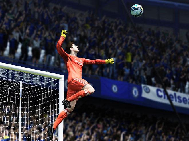 Топ-10 лучших вратарей в FIFA 16