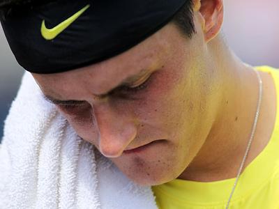 Томич: мне нравится теннис, который я показываю