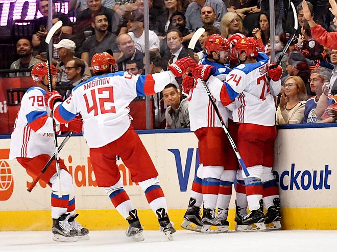 Фантастические последствия победы России над Канадой на Кубке мира