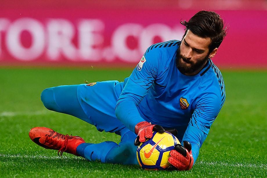 «Реал» нашёл нового вратаря в «Роме» и поборется за него с «Ливерпулем»