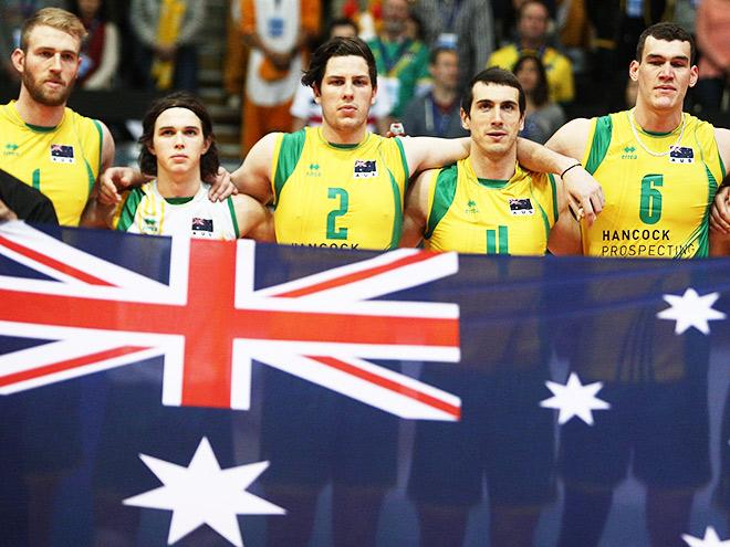 """В """"Финале шести"""" сыграют австралийцы"""