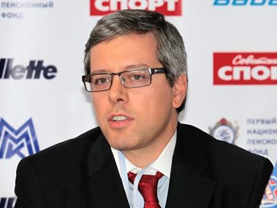 Ефимов: ИИХФ пока присматривается к Кубку мира
