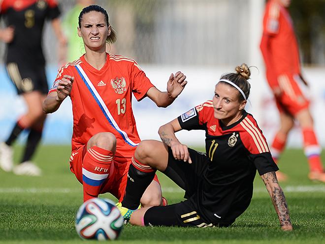 Главное о женском футболе