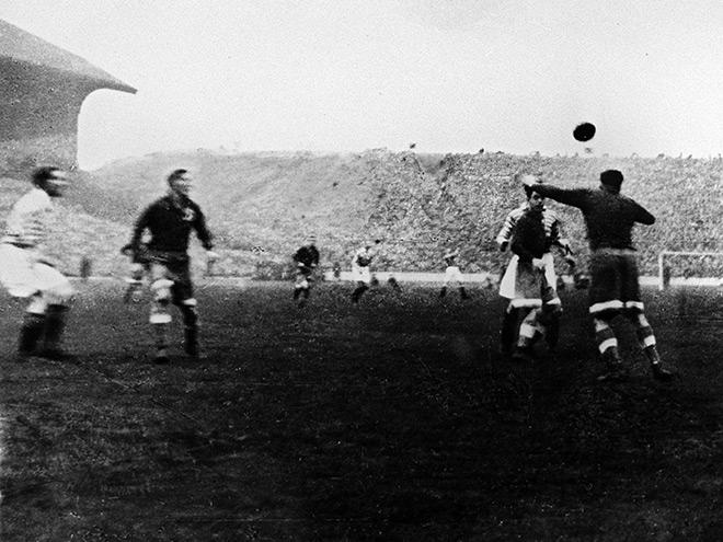 Спортивные соревнования во время войны