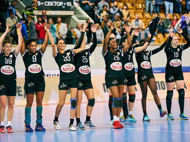 Стартует женская Лига чемпионов