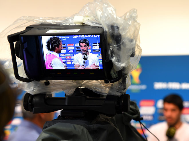 Футбол спасут видеоповторы