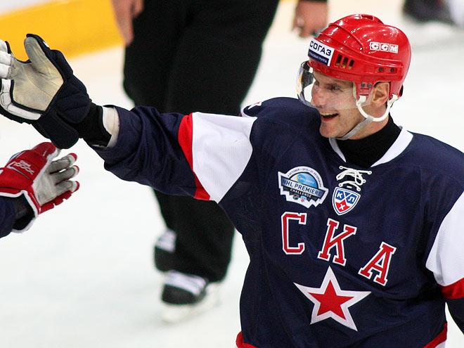 0 самых громких трансферов СКА в КХЛ
