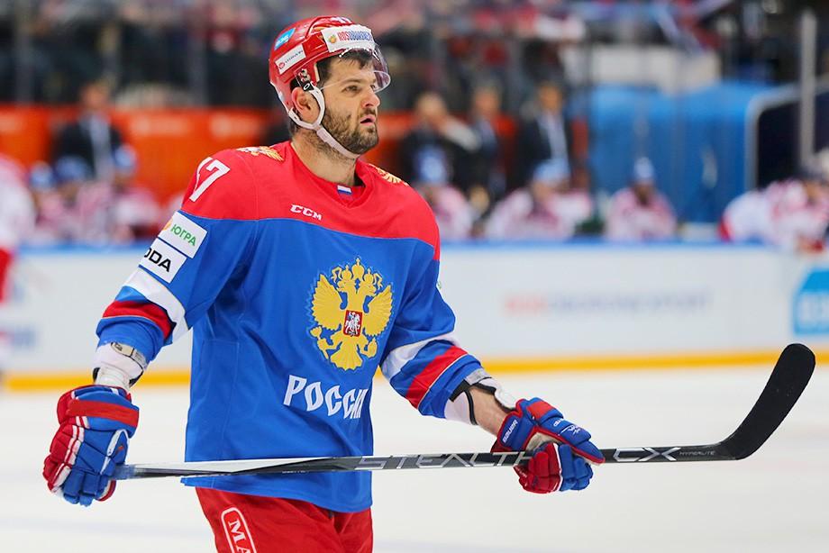 Радулов пропустит чемпионат мира