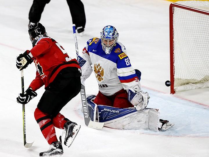 Мхл россия канада 2017