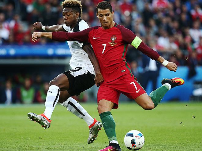 Португалия — Австрия — 0:0