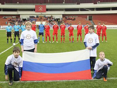 Россия – первая в группе