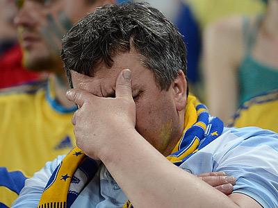 Матчи Украина - Франция и Швеция - Англия глазами Кирилла Дементьева