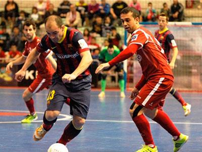 23-й тур чемпионата Испании по мини-футболу