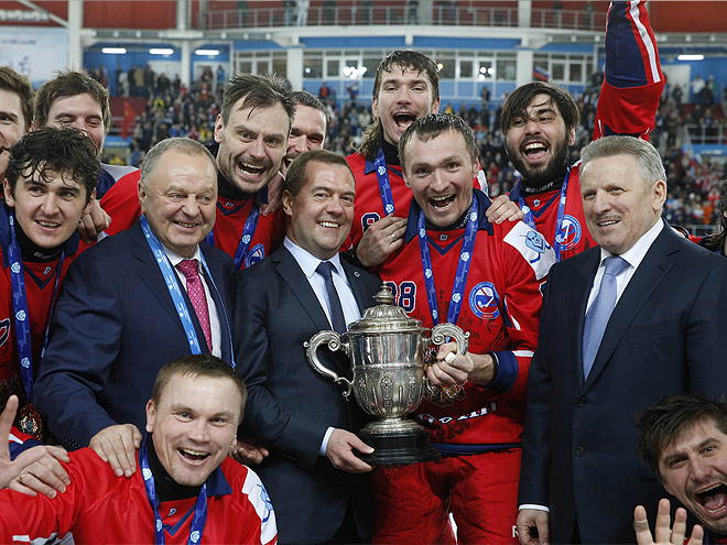 Россия – чемпион мира по бенди. Как это было