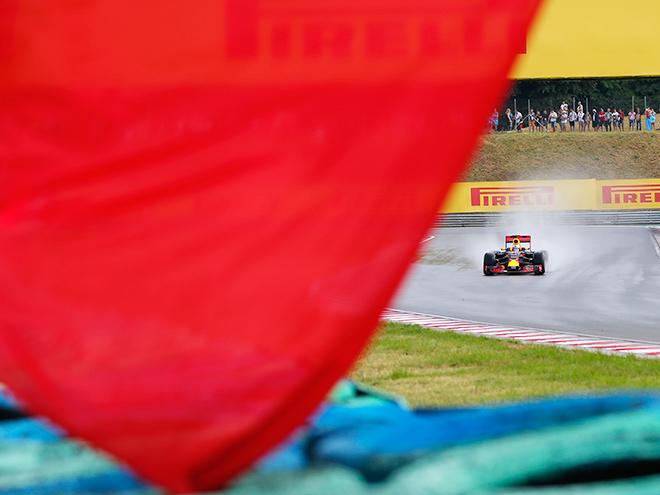 Анализ стартовой решётки Гран-при Венгрии Формулы-1