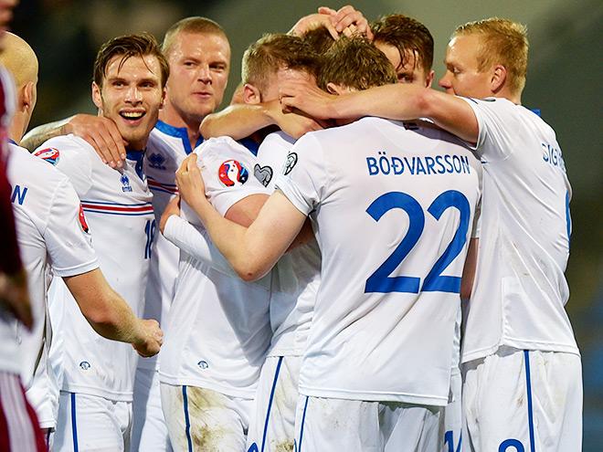 Как играет сборная Исландии